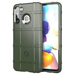 Husa Samsung Galaxy A21 Mobster Rugged Shield - Verde