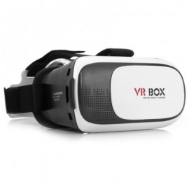 VR BOX 2 Ochelari 3D Realitate Virtuala - Alb