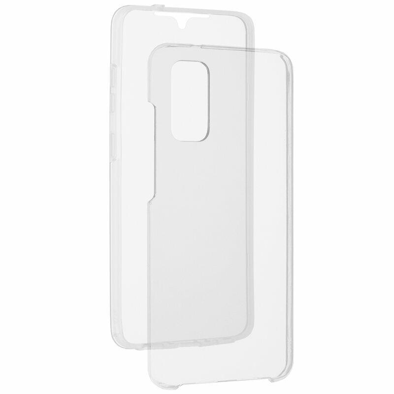Husa Samsung Galaxy S20 5G FullCover 360 - Transparent