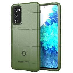 Husa Samsung Galaxy S20 5G Mobster Rugged Shield - Verde