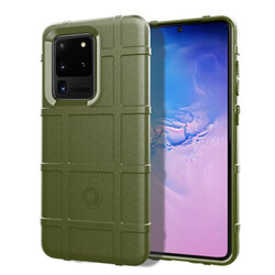 Husa Samsung Galaxy S20 Ultra 5G Mobster Rugged Shield - Verde
