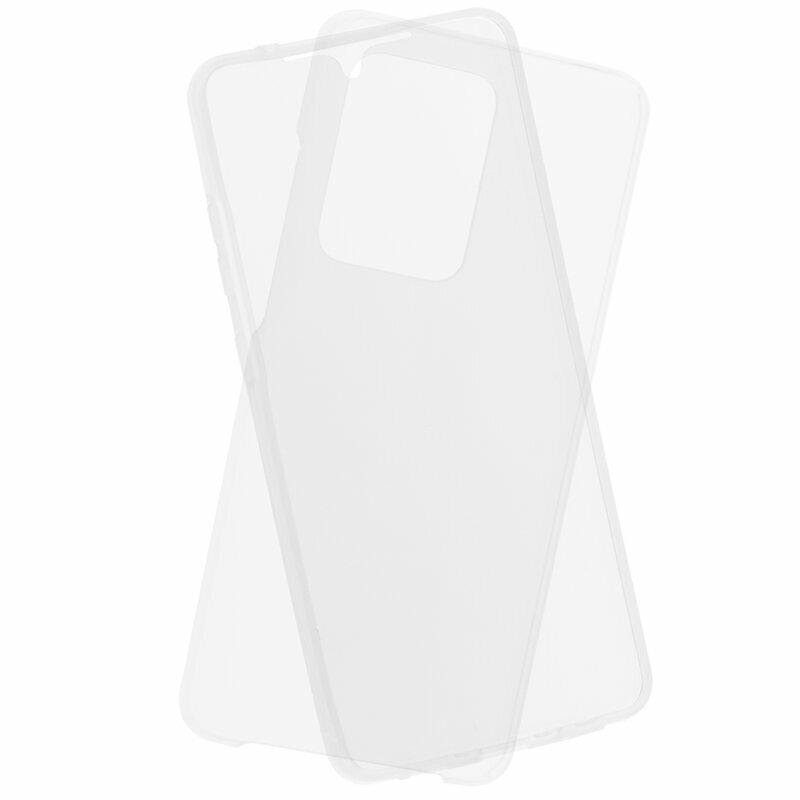 Husa Samsung Galaxy S20 Ultra 5G FullCover 360 - Transparent