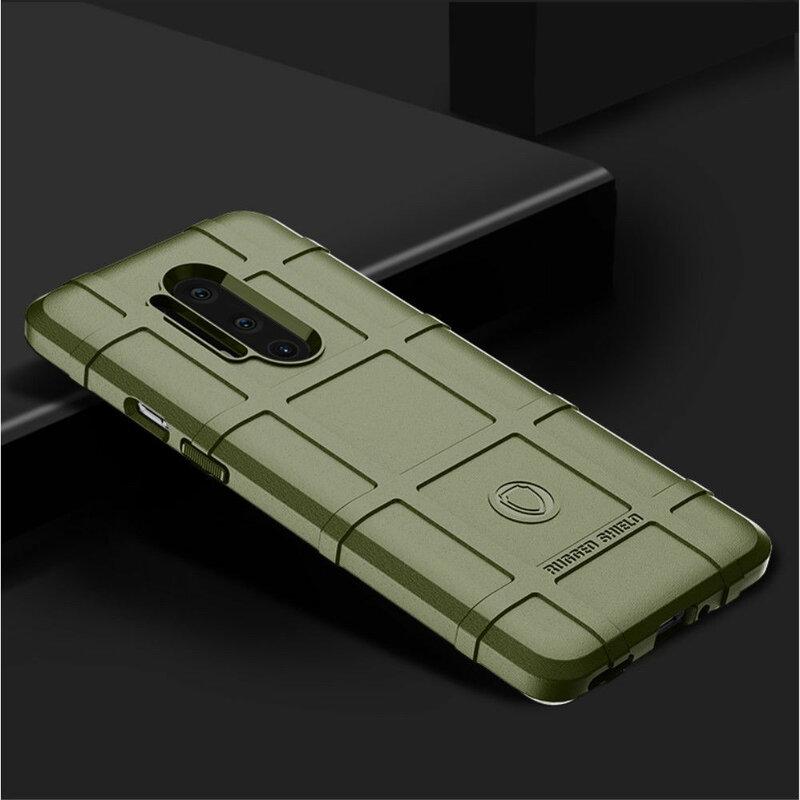Husa OnePlus 8 Pro Mobster Rugged Shield - Verde