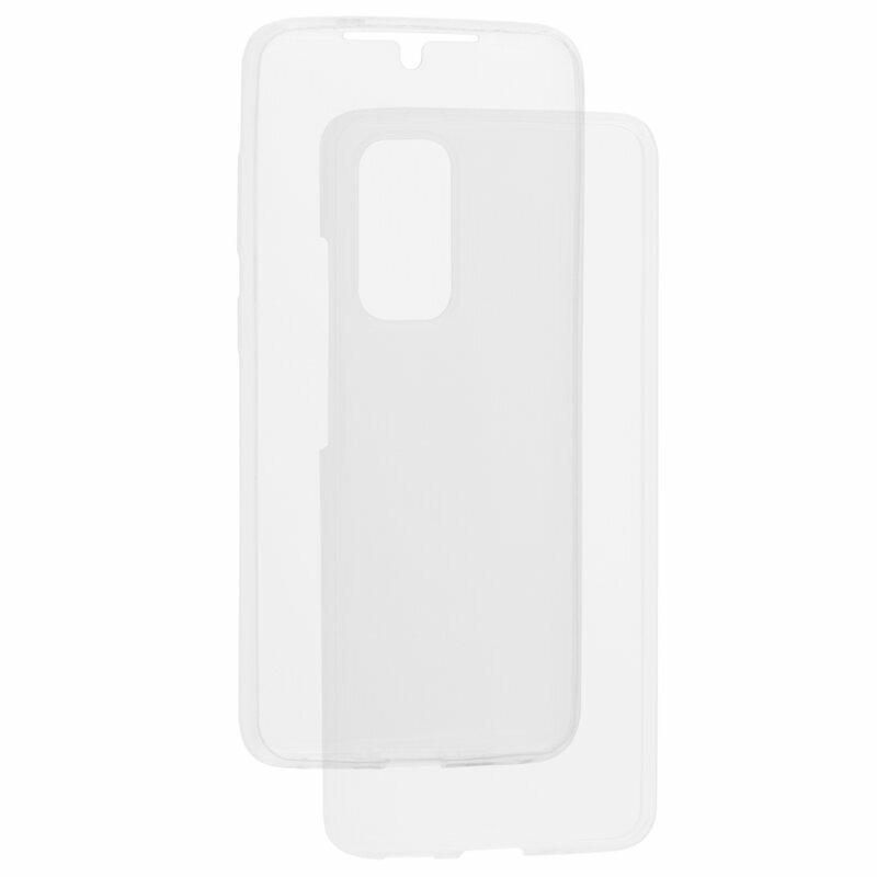 Husa Samsung Galaxy S20 5G TPU UltraSlim 360 Transparent