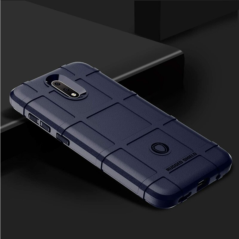 Husa Nokia 2.3 Mobster Rugged Shield - Albastru
