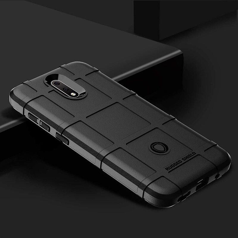 Husa Nokia 2.3 Mobster Rugged Shield - Negru