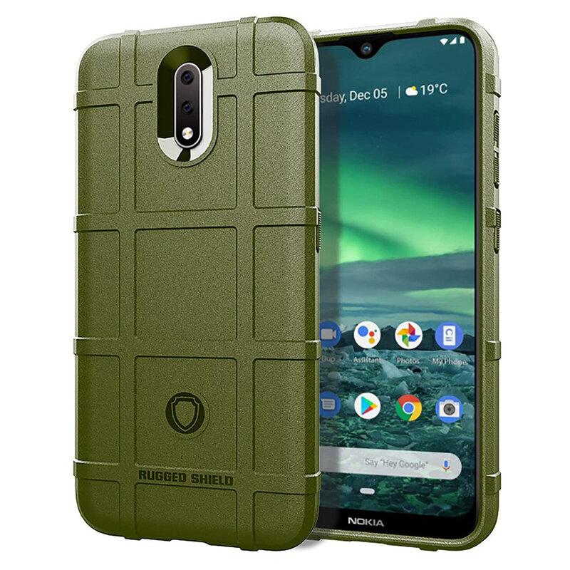 Husa Nokia 2.3 Mobster Rugged Shield - Verde