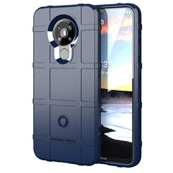 Husa Nokia 5.3 Mobster Rugged Shield - Albastru