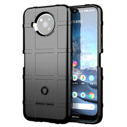 Husa Nokia 8.3 5G Mobster Rugged Shield - Negru