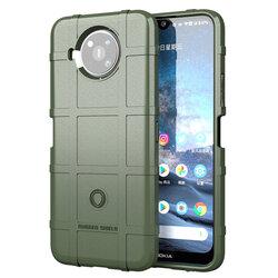 Husa Nokia 8.3 5G Mobster Rugged Shield - Verde