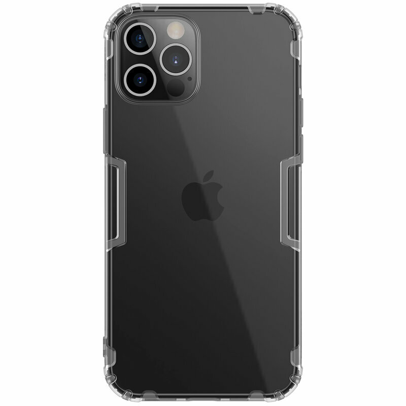 Husa iPhone 12 Pro Max Nillkin Nature TPU - Clear