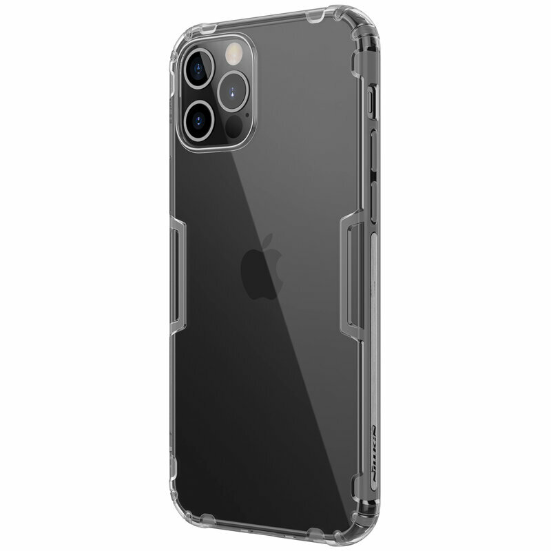 Husa iPhone 12 Pro Max Nillkin Nature TPU - Clear