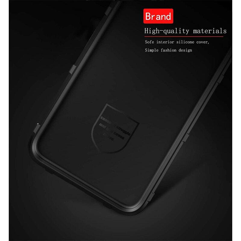 Husa Samsung Galaxy S20 Plus Mobster Rugged Shield - Negru
