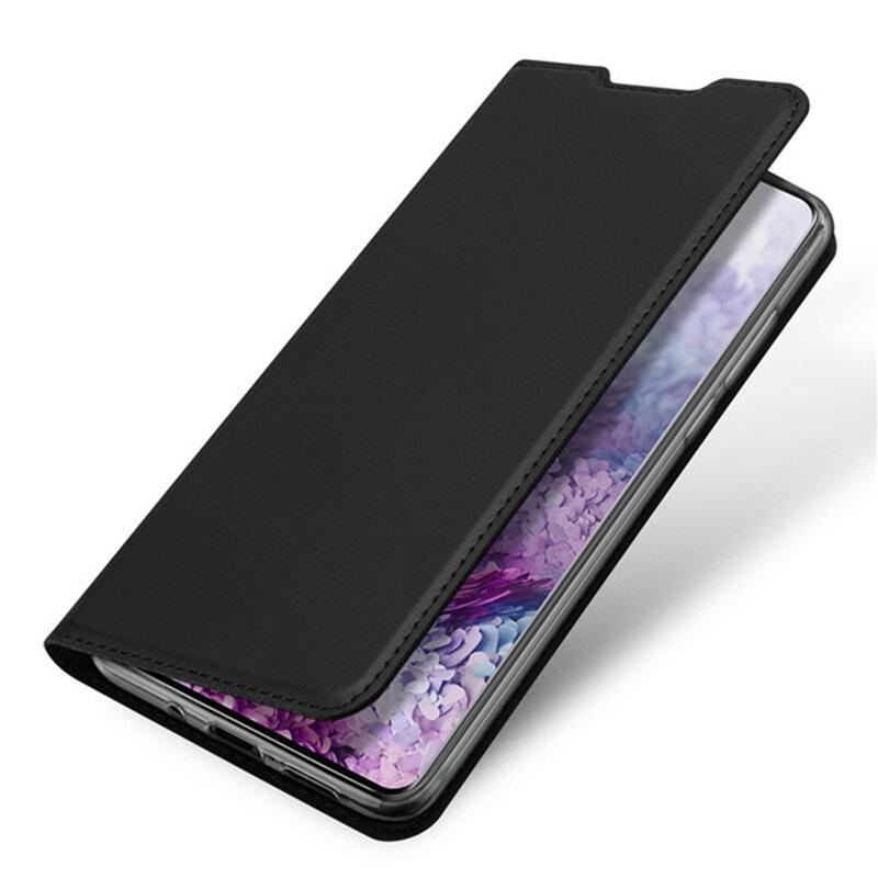 Husa Samsung Galaxy S20 Plus 5G Dux Ducis Skin Pro - Auriu