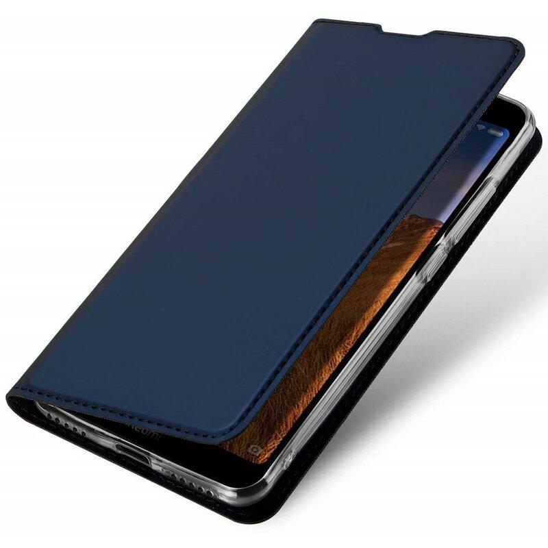 Husa Huawei Mate 30 Dux Ducis Flip Stand Book - Albastru
