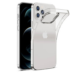 Husa iPhone 12 Pro ESR Project Zero Din Poliuretan Transparent - Clear