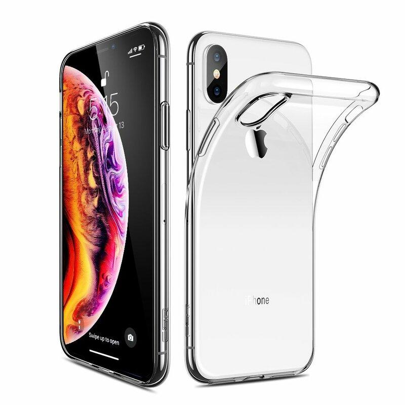 Husa iPhone XS ESR Essential Zero - Clear