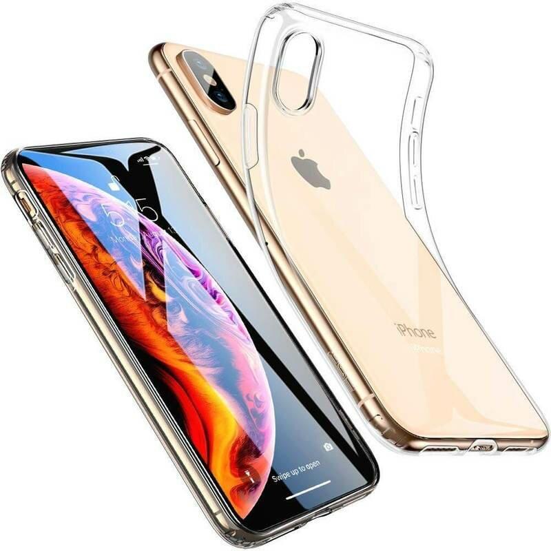 Husa iPhone XS Max ESR Essential Zero - Clear