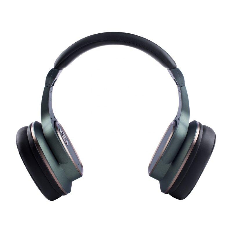 Casti On-Ear Wireless Lito S2 Cu Microfon Si Bluetooth 5.0 3W - Gri