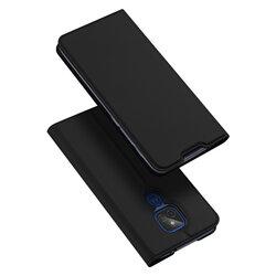 Husa Motorola Moto E7 Plus Dux Ducis Skin Pro - Negru
