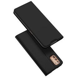 Husa Motorola Moto G9 Plus Dux Ducis Skin Pro - Negru
