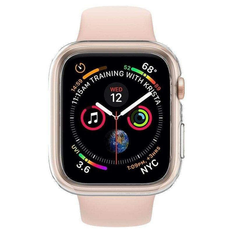 Husa Apple Watch 6 40mm Spigen Liquid Crystal - Clear