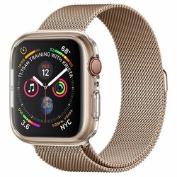 Husa Apple Watch SE 40mm Spigen Liquid Crystal - Clear