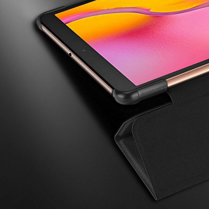 Husa Samsung Galaxy Tab A7 10.4 2020 T500/T505 Dux Ducis Domo - Negru
