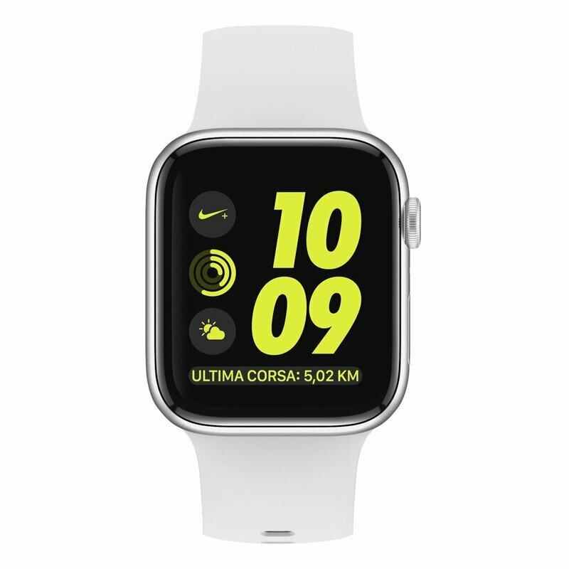 Curea Apple Watch 6 40mm Tech-Protect Gearband - Alb