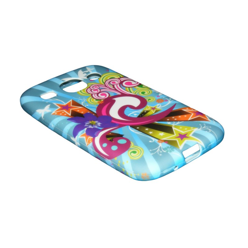 Husa Samsung Galaxy Core i8260 Silicon Gel TPU Model 24