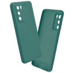 Husa Huawei P40 Mobster SoftTouch Lite - Verde Inchis
