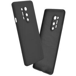 Husa OnePlus 8 Pro Mobster SoftTouch Lite - Negru