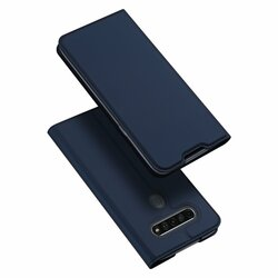 Husa LG K61 Dux Ducis Skin Pro - Albastru