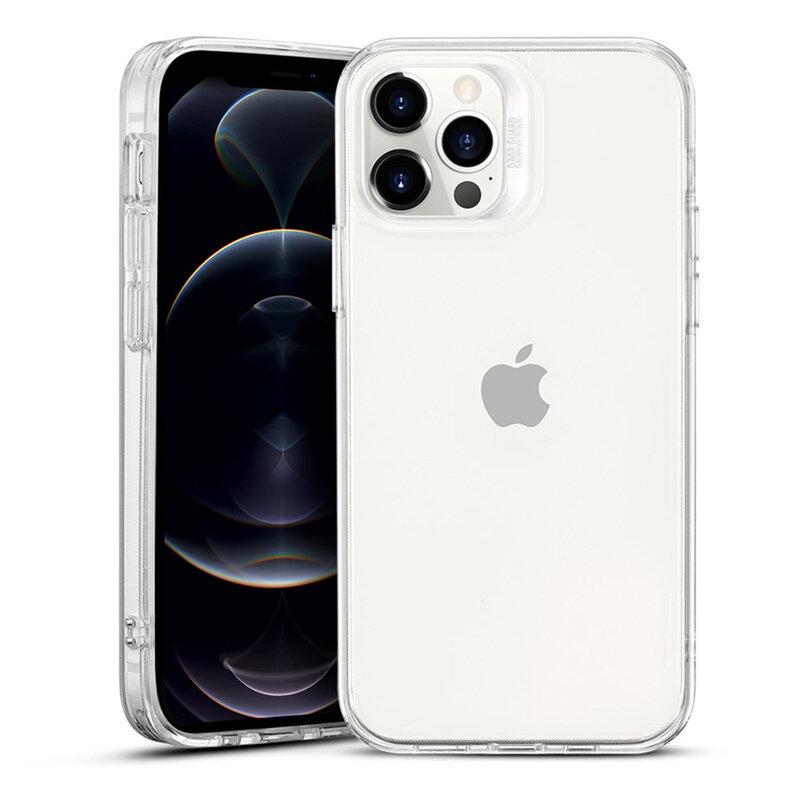 Husa iPhone 12 Pro Max ESR Classic Hybrid Din Policarbonat Transparent - Clear