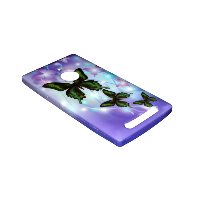 Husa Nokia Lumia 830 Silicon Gel TPU Model 27
