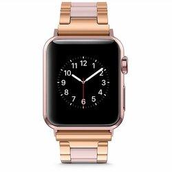 Curea Apple Watch SE 44mm Tech-Protect Modern - Pearl