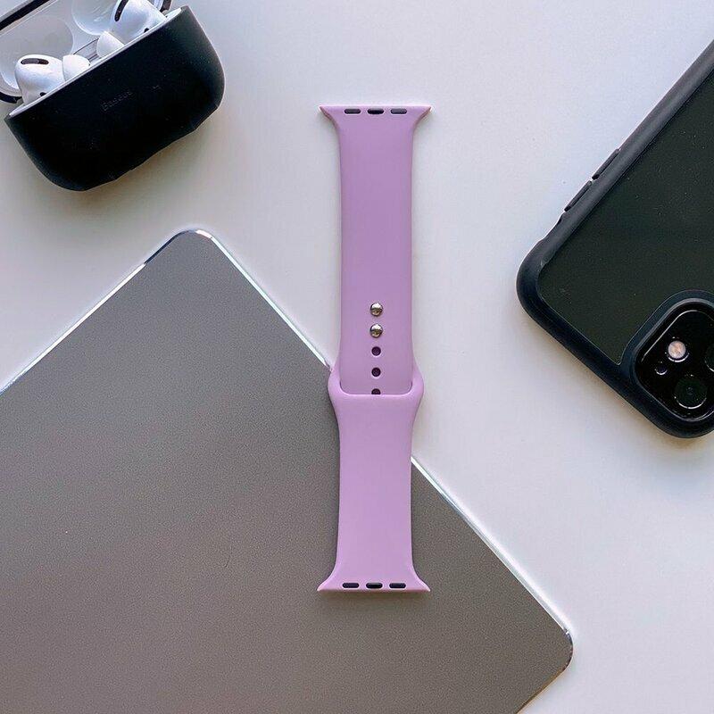 Curea Apple Watch 6 40mm Tech-Protect Iconband - Violet