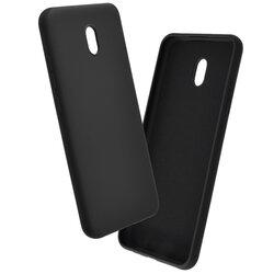 Husa Xiaomi Redmi 8A Mobster SoftTouch Lite - Negru