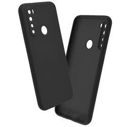 Husa Xiaomi Redmi Note 8 Mobster SoftTouch Lite - Negru