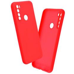 Husa Xiaomi Redmi Note 8T Mobster SoftTouch Lite - Rosu