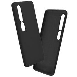 Husa Xiaomi Mi 10 Pro Mobster SoftTouch Lite - Negru