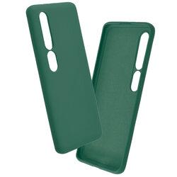 Husa Xiaomi Mi 10 Pro Mobster SoftTouch Lite - Verde Inchis