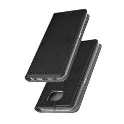 Husa Smart Book Samsung Galaxy S6 G920 Flip Negru