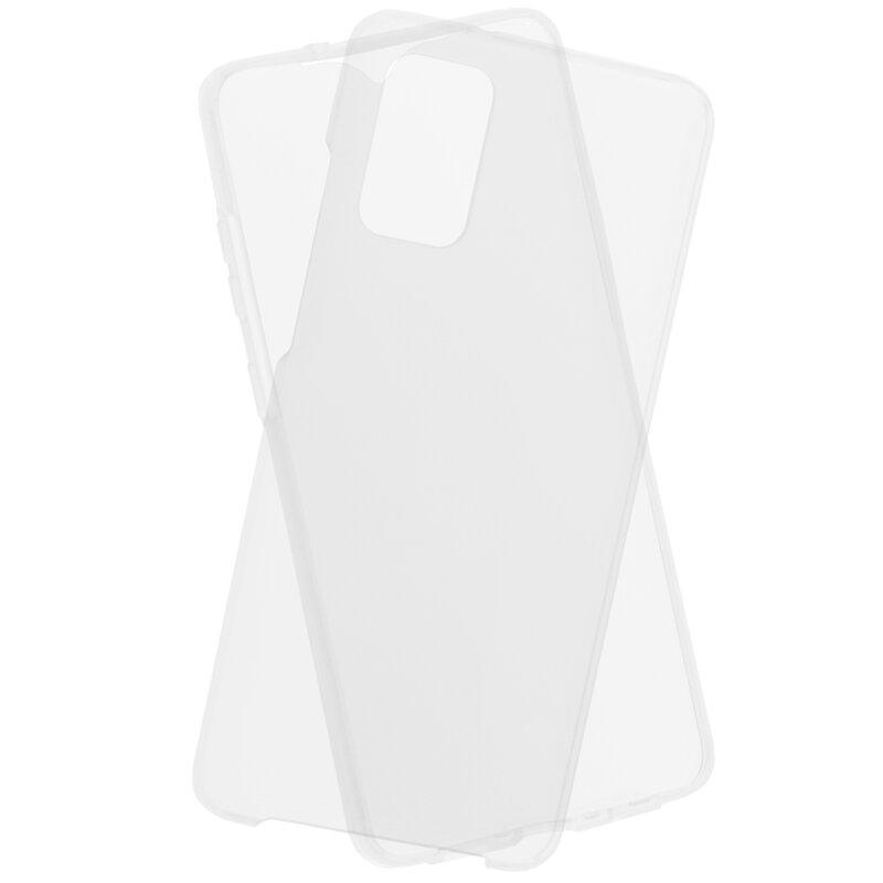 Husa Samsung Galaxy S20 Plus 5G FullCover 360 - Transparent