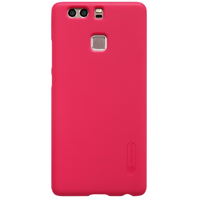 Husa Huawei P9 Nillkin Frosted Red