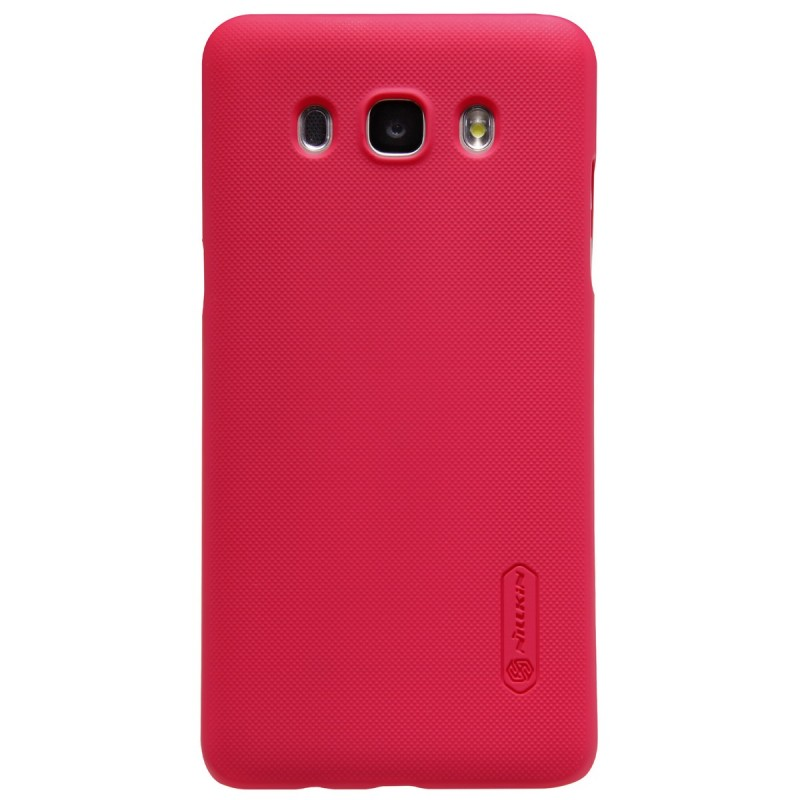 Husa Samsung Galaxy J5 Nillkin Frosted Red