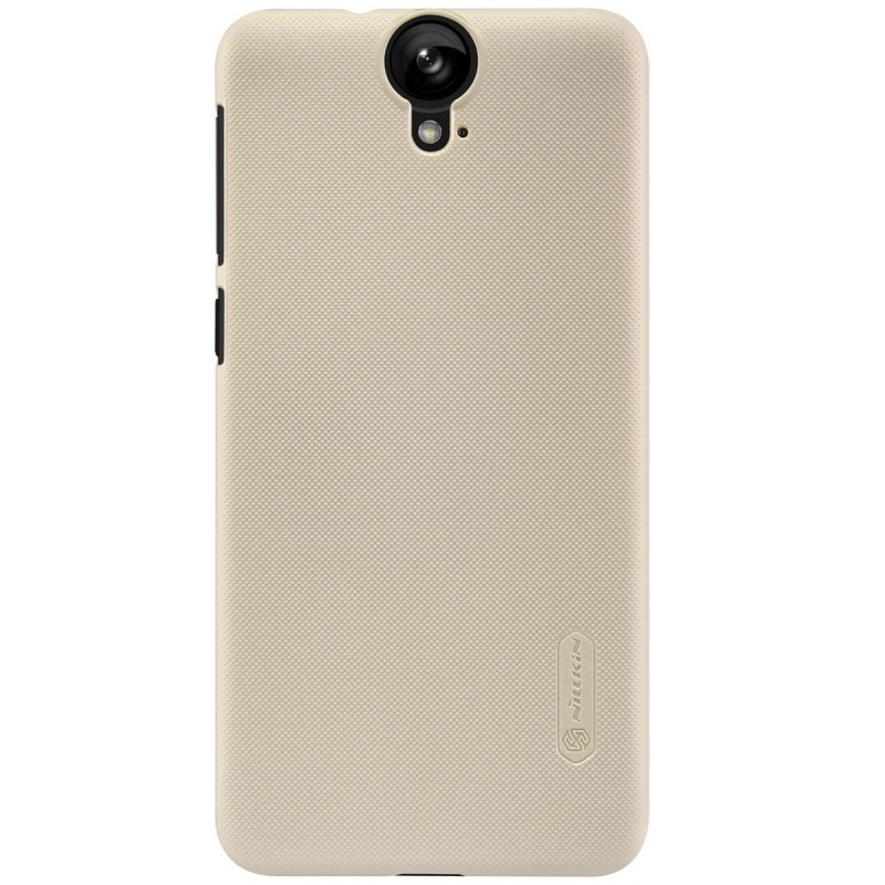Husa HTC One E9+ Plus Nillkin Frosted Gold
