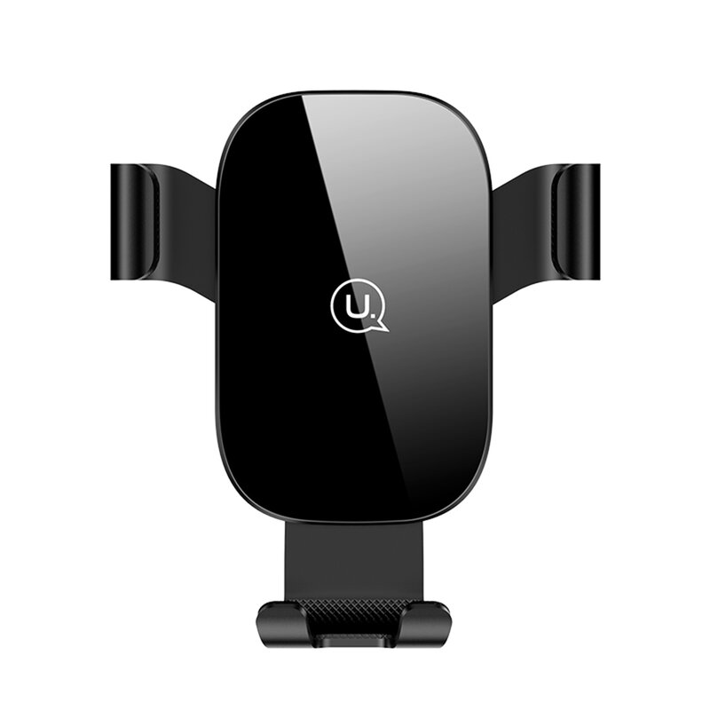 Suport Auto Telefon Pentru Grila De Ventilatie USAMS - US-ZJ052 - Negru