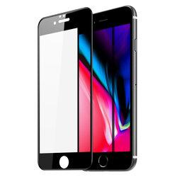 Folie Sticla iPhone 7 Plus Dux Ducis Tempered Glass - Negru