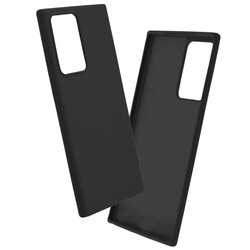 Husa Samsung Galaxy Note 20 Ultra 5G Mobster SoftTouch Lite - Negru